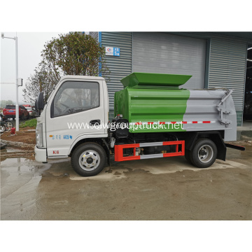 Low Cost Sanitation Garbage Truck