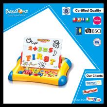 Novo produto para crianças estudo magnético desenho bordo
