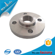 Forged ss304 slip on ff flange asme b16.5 flange 150lb