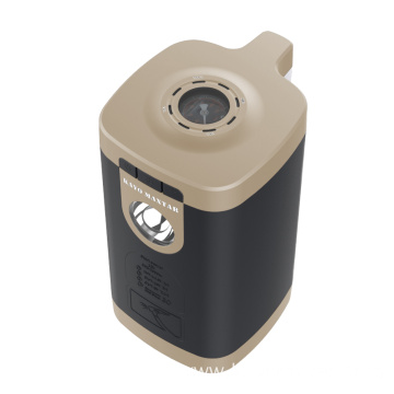 durable air inflator with gauge computer battery backup