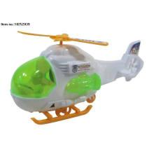 Catoon Pull Line Plane Brinquedos com Bell