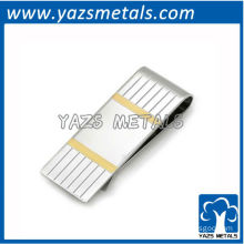customize money clips, custom high quality sterling & gold engravable money clip