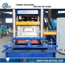 C Machine de formage de rouleaux de Purlin, Machine de formage de rouleaux de plateau de câble C, Machine de formage de cadre C