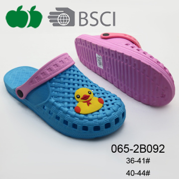 2016 New Simple Design Eva Top Quality Cheap Garden Clogs