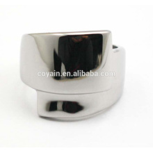 Hottest Europe and American Style Stainless Steel Women Men's Ring