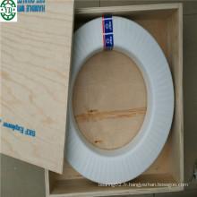 pour le roulement à billes de cage de cuivre de machine de construction agricole SKF 6064m / C3