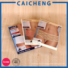Garment packaging box cheap paper box for underwear