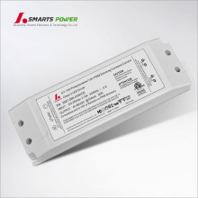 100-265vac 1-10v dimming led bulb driver 30w 350ma dimmable led driver