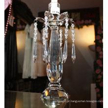 Moda Candelabro De Cristal Casamento Candelabro Decoração De Vela