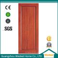 Современная панель твердые деревянные двери для семейный номер с Е1
