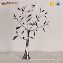 Pièce maîtresse de mariage artificielle Arbre de corail Arbre décoratif décoratif
