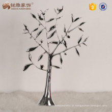 Artificial casamento centerpiece coral árvore casamento decorativo resina árvore