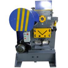 Steel pipe punching machine