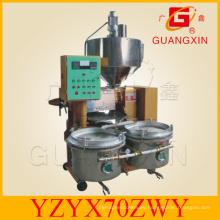 Prensa de aceite de integración controlada por temperatura automática (YZYX70ZWY)