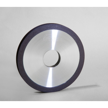 Diamant et CBN roue pour outil de coupe CNC