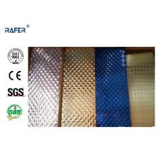 Hoja de acero en relieve profunda con pintura (RA-C034)