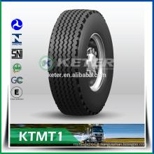 Keter brand trailer heavy duty radial truck tire 385 65 22.5