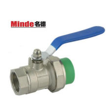 PPR Ball Valve with Female Threaded Insert