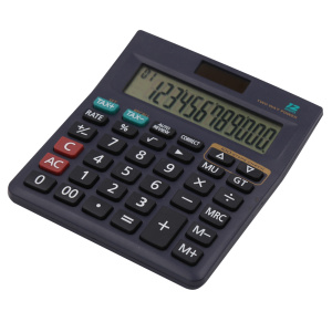 12 digits tax function calculator with 100 steps