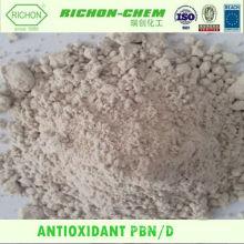 Антиоксиданты для горячего расплава клея порошок N-фенил-2-нафтиламин ПБН антиоксидант д