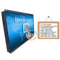 46 polegadas tela larga toque tela TFT LCD monitor frame aberto com alto brilho