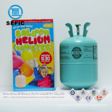 happy party time balloons tank fill helium gas