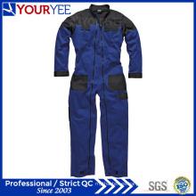Traje de calzado de trabajo de dos tonos traje completo doble cremallera (ylt120)