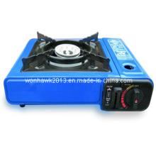 Único queimador fogão de gás de camping portátil (SB-PTS07)
