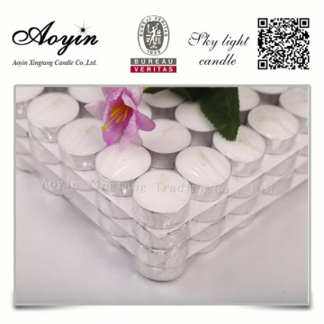 8 Jam Tealight Lilin Pabrik Votive