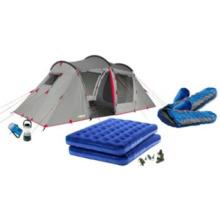 Tente supérieure 3 pièces 12 personnes la plus grande tente de camping