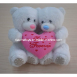 Plush Fall in Love Teddy Bear (JQ-10198)