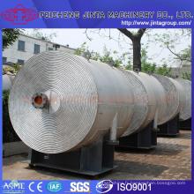 Echangeur de chaleur en plaques spirales pour ligne d'équipement d'éthanol en Chine