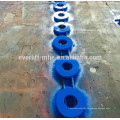 Solid tire press machine custom made tool