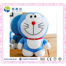 Wholesale Stock Plush Doraemon Soft Toy