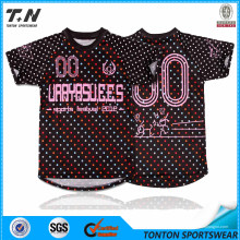 2016 Новая спортивная футболка для мужчин (SMT-801)