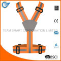 High Visibility Reflective Running Belt Provides 360 Degree