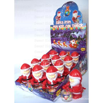Drum Santa Toy Candy (91017)