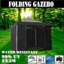 Three Wall Gazebo tent Commercial Folding Tent