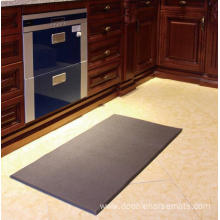 Textured single color Kitchen /Door mat