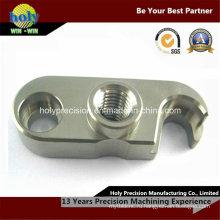 CNC подвергая механической обработке сопло нержавеющей стали