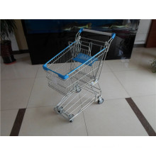 Best Selling Metal Asia Style Shopping Cart with Good Quality