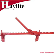 Camilla de alambre con púas extensible de alta calidad usada para la cerca