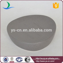 YSb50031-01-sd 2015 New Products marble-imitated ceramic soap dish