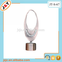 hot sale aluminium flexible shower curtain poles