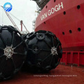 China Supplier Marine Pneumatic Rubber Fender Sling Type