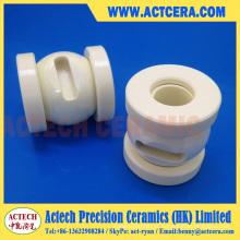 Válvulas esféricas cerâmicas de alta temperatura e fabricantes de assentos