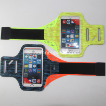 Neues wasserdichtes Lycra Armband für iPhone 8/8 plus
