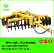 Farm ploughing equipment/ disc harrow/ offset disc harrow