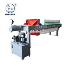 el área del filtro es 20-40M2 filtro prensa