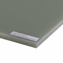 Folhas de isolamento laminadas de fibra de vidro epóxi (G10 / FR4)
